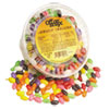 Jelly Beans, Assorted Flavors, 2 lb Resealable Plastic Tub