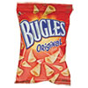 Bugles Corn Snacks, 3oz, 6/Box