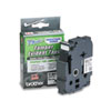 """<strong>Brother P-Touch®</strong><br />TZ Security Tape Cartridge for P-Touch Labelers, 0.7"""" x 26.2 ft, Black on White"""