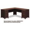 Bush® Enterprise Collection 72W x 72D L-Desk, Mocha Cherry (Box 2 of 2) BSH2910MCA203