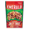 Emerald® Snack Nuts, Salty Sweet Mix, 5.5 oz Bag, 6/Carton DFD93064