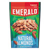 Emerald® Natural Almonds, 5 oz Bag, 6/Carton DFD33364