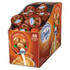 <strong>International Delight®</strong><br />Flavored Liquid Non-Dairy Coffee Creamer, Hazelnut, 0.4375 oz Cup, 48/Box