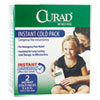 <strong>Curad®</strong><br />Instant Cold Pack, 2/Box