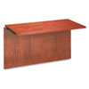 BW Veneer Series Bridge, 48w x 24d x 29h, Bourbon Cherry