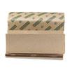 Boardwalk® Green Multifold Towels, Natural, 9 1/8 x 9 1/2, 250/Pack, 16 Pks/Carton BWK13GREEN