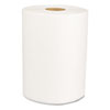 "Boardwalk Green Universal Roll Towels, Natural White, 8""x425ft, 12 Rolls/Carton"