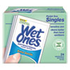 Hand Wipes for Sensitive Skin, 4 25/32 x 2 27/32, Fragrance-Free, 24/BX, 10BX/CT