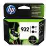 HP HP 932, (L0S27AN) Black Original Ink Cartridge HEWL0S27AN