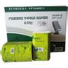 <strong>GEN</strong><br />Premium V-Fold Pop-Up Dispenser Napkin, 6.5 x 8.3, White, 250/Pack, 24 Packs/Carton