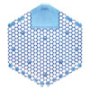 <strong>Fresh Products</strong><br />Wave 3D Urinal Deodorizer Screen, Blue, Cotton Blossom, 10/Box, 60 Screens/Ct