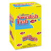 Swedish Fish® Grab-and-Go Candy Snacks In Reception Box, 240-Pieces/Box CDB43146