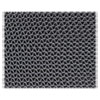 3M™ Nomad 6250 Z-Web Medium-Traffic Scraper Matting, 48 x 72, Gray - 625046GY