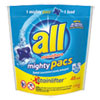 Mighty Pacs Super Concentrated Laundry Detergent, 48 Pacs