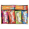 Skittles & Starburst Candy Variety Pack, Assorted, 30/Box