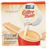 Liquid Coffee Creamer, Original, 0.375 oz Mini-Cups, 180 per Box