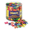 Creativity Street® Wonderfoam Letters and Numbers, 1/2 Lb. Tub, Approximately 1,500 Pieces CKC4304