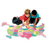 Wonderfoam Giant U.S.A Puzzle Map, 73 Pieces
