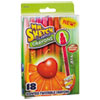 Scented Wax Crayons, Assorted, 18/Pack