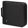 <strong>Case Logic®</strong><br />CD/DVD Expandable Binder, Holds 208 Discs, Black