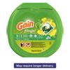 Gain® Flings Laundry Detergent Pods, Original Scent, 0.06 Pac, 72/Container PGC86792EA