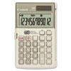 LS154TG Handheld Calculator, 12-Digit LCD