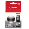 Canon PG-210 XL Extra Large Blank Ink Tank for PIXMA MP240, MP480 Printers
