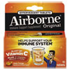 <strong>Airborne®</strong><br />Immune Support Effervescent Tablet, Zesty Orange, 10/Box