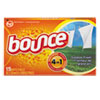 Bounce® Fabric Softener Sheets, Outdoor Fresh, 15/Box, 15 Box/Carton - 95860