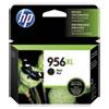 HP 956XL, (L0R39AN) High-Yield Black Original Ink Cartridge