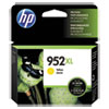HP 952XL, (L0S67AN) High-Yield Yellow Original Ink Cartridge