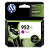 HP 952XL, (L0S64AN) High-Yield Magenta Original Ink Cartridge