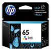 <strong>HP</strong><br />HP 65, (N9K01AN) Tri-Color Original Ink Cartridge