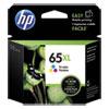 HP HP 65XL (N9K03AN) Tri-Color Original Ink Cartridge HEWN9K03AN