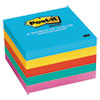 Original Pads in Jaipur Colors, 3 x 3, 100-Sheet, 5/Pack