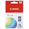 Canon® CLI36 (CLI-36) Ink, Tri-Color CNMCLI36