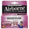 <strong>Airborne®</strong><br />Immune Support Effervescent Tablet, Pink Grapefruit, 10 Count