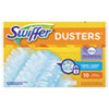 <strong>Swiffer®</strong><br />Refill Dusters, Dust Lock Fiber, Light Blue, Lavender Vanilla Scent, 10/Box