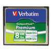 Verbatim 8 GB Premium CompactFlash Card