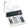 <strong>Canon®</strong><br />MP21DX 12-Digit Ribbon Printing Calculator, Black/Red Print, 3.5 Lines/Sec