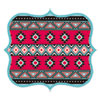<strong>Fellowes®</strong><br />Designer Mouse Pads, Tribal Print, 9 x 8 x 3/16