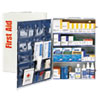 First Aid Only™ ANSI Class B+ 4 Shelf First Aid Station with Medications, 1437 Pieces - 90576