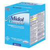 Complete Menstrual Caplets, Two-Pack, 50 Packs/Box