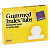 Avery® Write-On Gummed Index Tabs