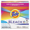 Tide® Laundry Detergent with Bleach, Tide Original Scent, Powder, 144 oz Box - PGC 84998