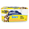 Essentials Soft Bathroom Tissue, 2-Ply, 4 x 3.92, 200/Roll, 16 Roll/Pack