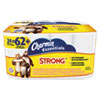 Charmin® Essentials Strong Bathroom Tissue, 1-Ply, 4 x 3.92, 300/Roll, 24 Roll/Pack PGC96897