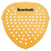 <strong>Boardwalk®</strong><br />Gem Urinal Screen, Lasts 30 Days, Orange, Mango Fragrance, 12/Box