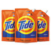 Tide® Liquid Laundry Detergent, Original Scent, 48 oz Pouch, 3/Carton - 94497