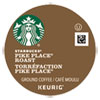 Pike Place Coffee K-Cups Pack, 24/Box, 4 Box/Carton
